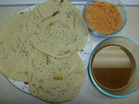 Sri Lankan Those/thosai/Dosa recipe
